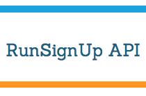 RunSignUp API