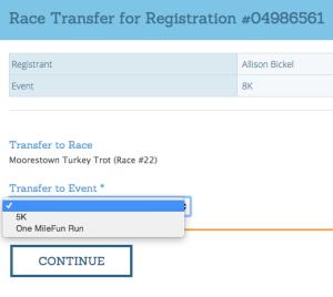 Transfer Participant