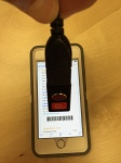Barcode Scanner for Mobile Phones