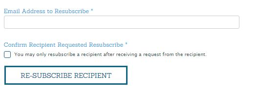REsubscribe