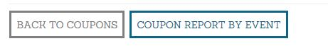 Coupon Report by Event