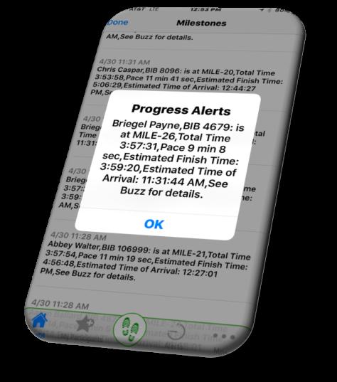 6 progress alert