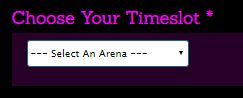 Select an Arena