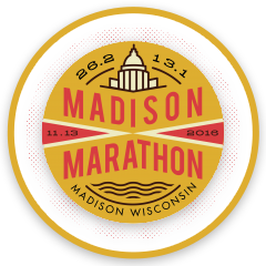 Madison Marathon Ran withRaceJoy!