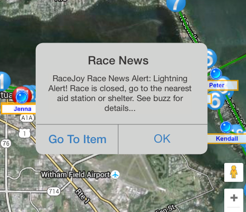 Want to expand your race day communications? RaceJoy has the answer!