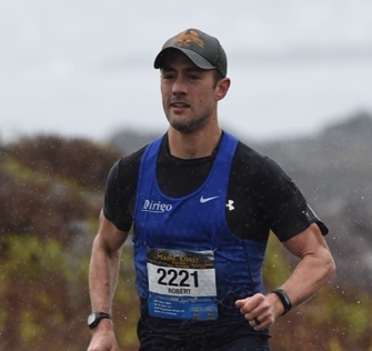 Fastest Runner to Run with RaceJoy! Places First in 2017's Maine Coast Marathon
