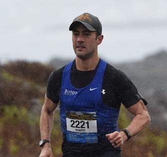 Fastest Runner to Run with RaceJoy! Places First in 2017's Maine CoastMarathon